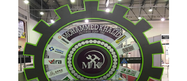 Fairs and Gallery | MK Factories Equip & Machinery TRD L L C